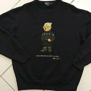 Polo Ralph Lauren Sweat Shirt Large